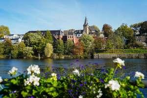 Essen-Kettwig an der Ruhr