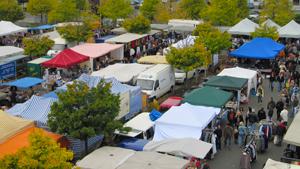 Flohmarkt in Essen