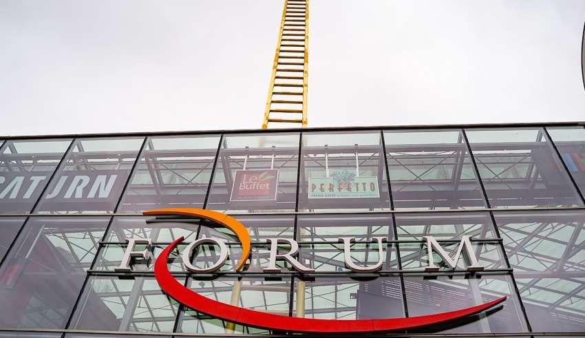 Einkaufscenter FORUM Duisburg