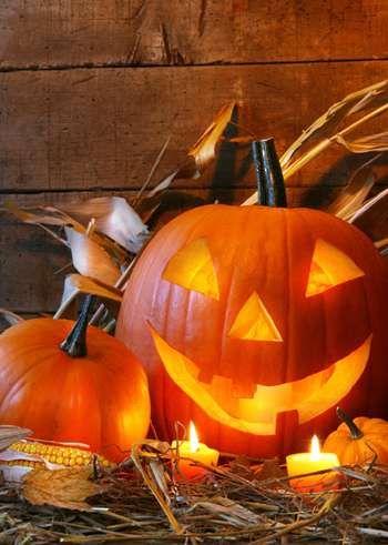 Halloween im Ruhrgebiet