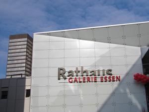 Rathaus Galerie Essen Eröffnung