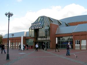 Starlight Express Bochum Außenaufnahme