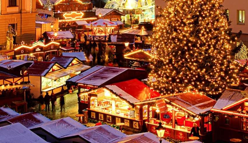 Weihnachtsmarkt im Ruhrgebiet 2019