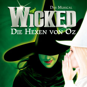 Wicked - Die Hexen von Oz - © Stage Entertainment